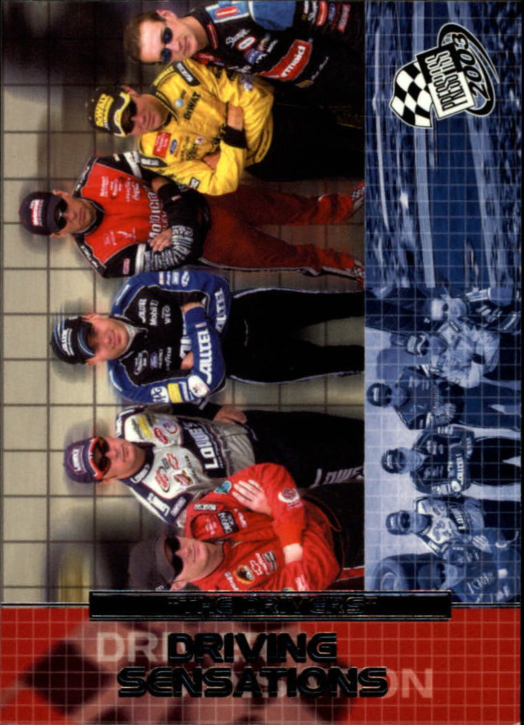 2003 Press Pass #63 Jr./JJ/New/Sad/Ken/Bus DS