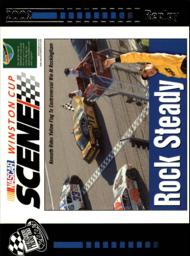 2003 Press Pass #74 Rock Steady WCS