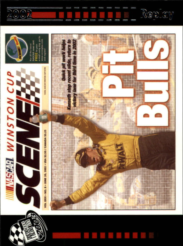 2003 Press Pass #81 Pit Bulls WCS