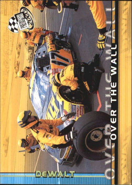 2003 Press Pass Gold Holofoil #P95 Matt Kenseth's Car OTW