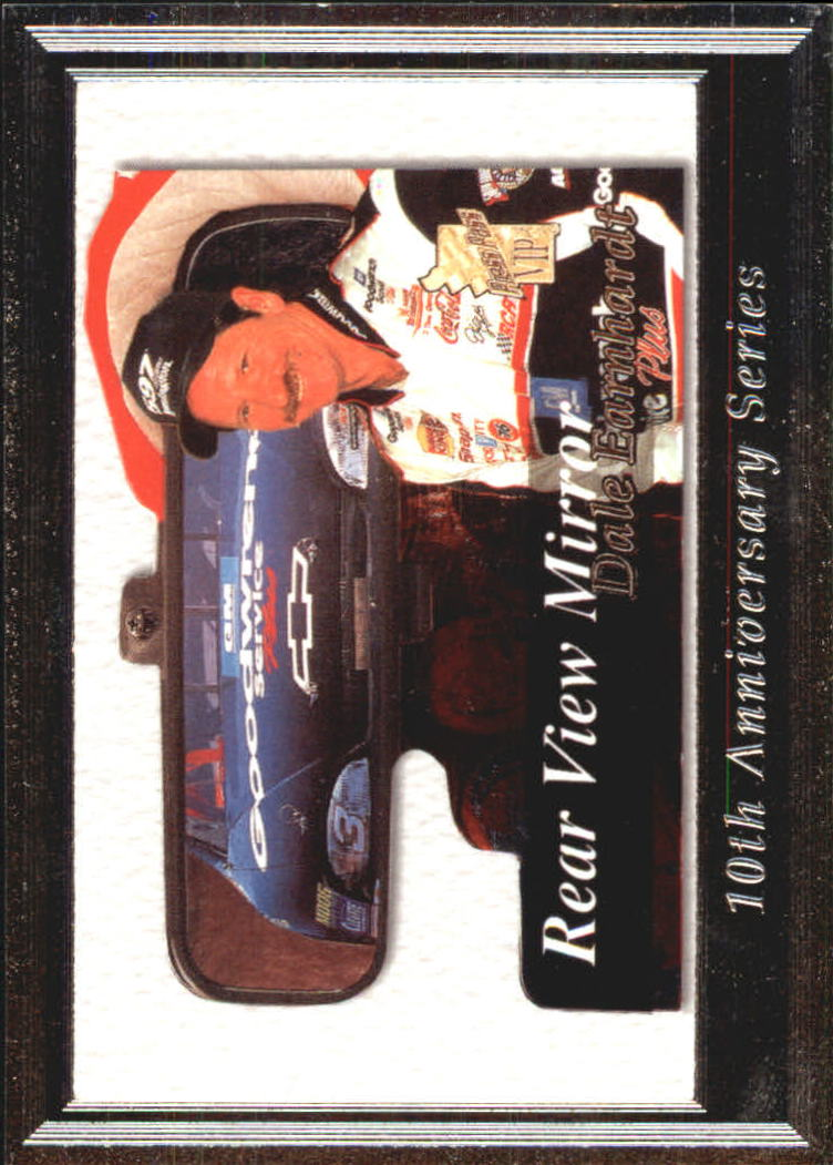 2003-04 Press Pass 10th Anniversary Earnhardt #TA65 Dale Earnhardt