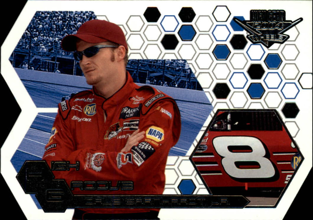 2004 Wheels High Gear High Groove #HG5 Dale Earnhardt Jr.