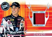 2004 Press Pass Premium Hot Threads Drivers Silver #HTD3 Kevin Harvick