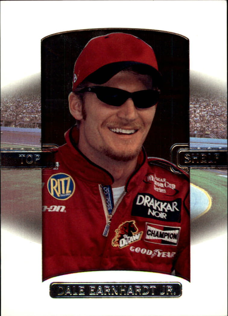 2004 Press Pass Top Shelf #TS3 Dale Earnhardt Jr.