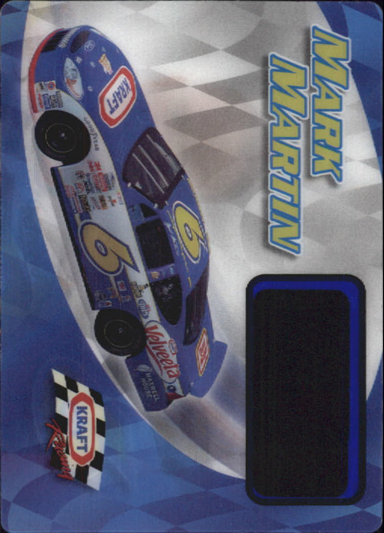 2004 Post Cereal #6 Mark Martin