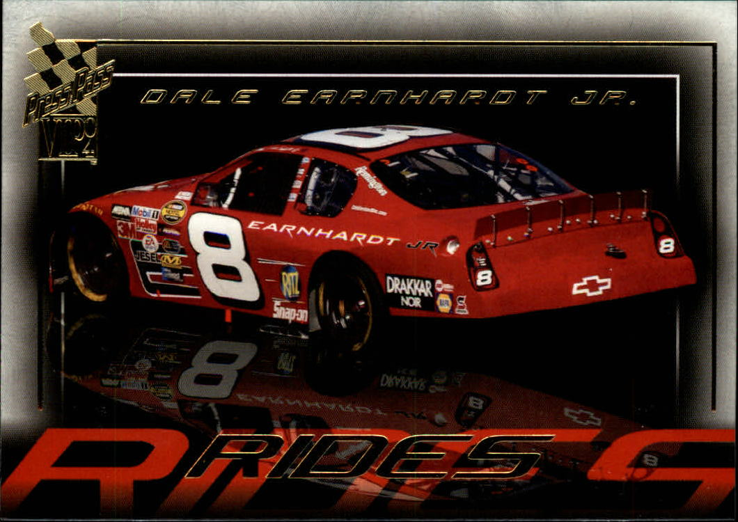 2004 VIP #28 Dale Earnhardt Jr.'s Car R