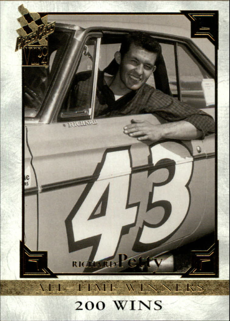 2004 VIP #82 Richard Petty ATW