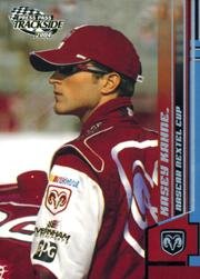 2004 Press Pass Trackside #2 Kasey Kahne CRC