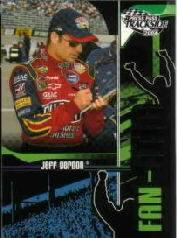 2004 Press Pass Trackside #111 Jeff Gordon F