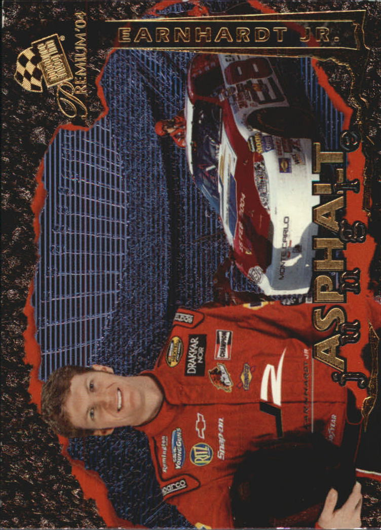 2004 Press Pass Premium Asphalt Jungle #A5 Dale Earnhardt Jr.