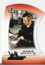 2004 Press Pass Optima Fan Favorite #FF1 Greg Biffle