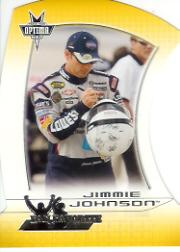 2004 Press Pass Optima Fan Favorite #FF10 Jimmie Johnson
