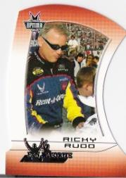 2004 Press Pass Optima Fan Favorite #FF20 Ricky Rudd