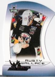 2004 Press Pass Optima Fan Favorite #FF24 Rusty Wallace