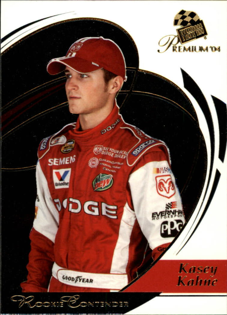 2004 Press Pass Premium #32 Kasey Kahne CRC