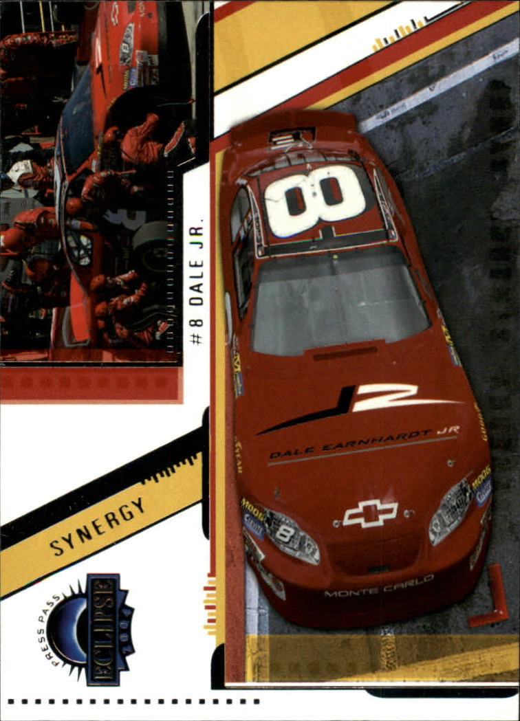 2004 Press Pass Eclipse #30 Dale Earnhardt Jr.'s Car
