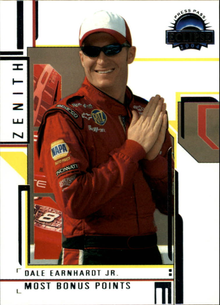 2004 Press Pass Eclipse #47 Dale Earnhardt Jr. Z