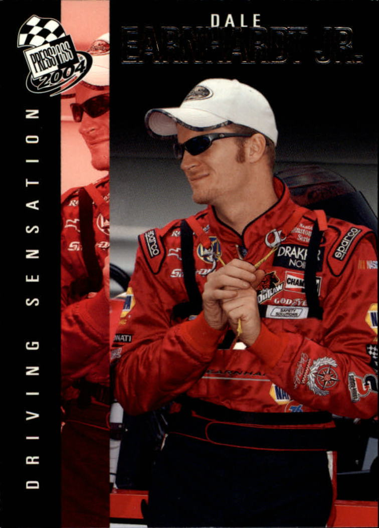 2004 Press Pass #91 Dale Earnhardt Jr. DS