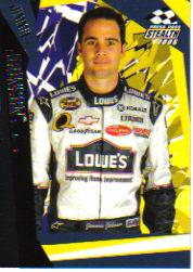 2005 Press Pass Stealth #39 Jimmie Johnson