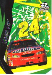 2005 Press Pass Stealth #51 Jeff Gordon's Car
