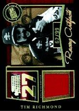 2005 Press Pass Legends Tim Richmond Racing Artifacts #TRF T.Richmond Firesuit G/99