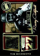 2005 Press Pass Legends Tim Richmond Racing Artifacts #TRG T.Richmond Glove/99