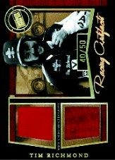 2005 Press Pass Legends Tim Richmond Racing Artifacts #TRFG T.Richmond Fire.Glove/50