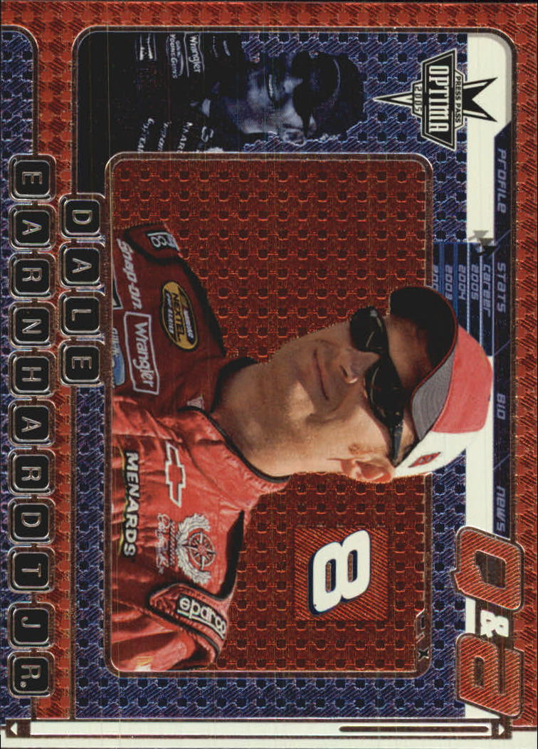 2005 Press Pass Optima Q & A #QA6 Dale Earnhardt Jr.