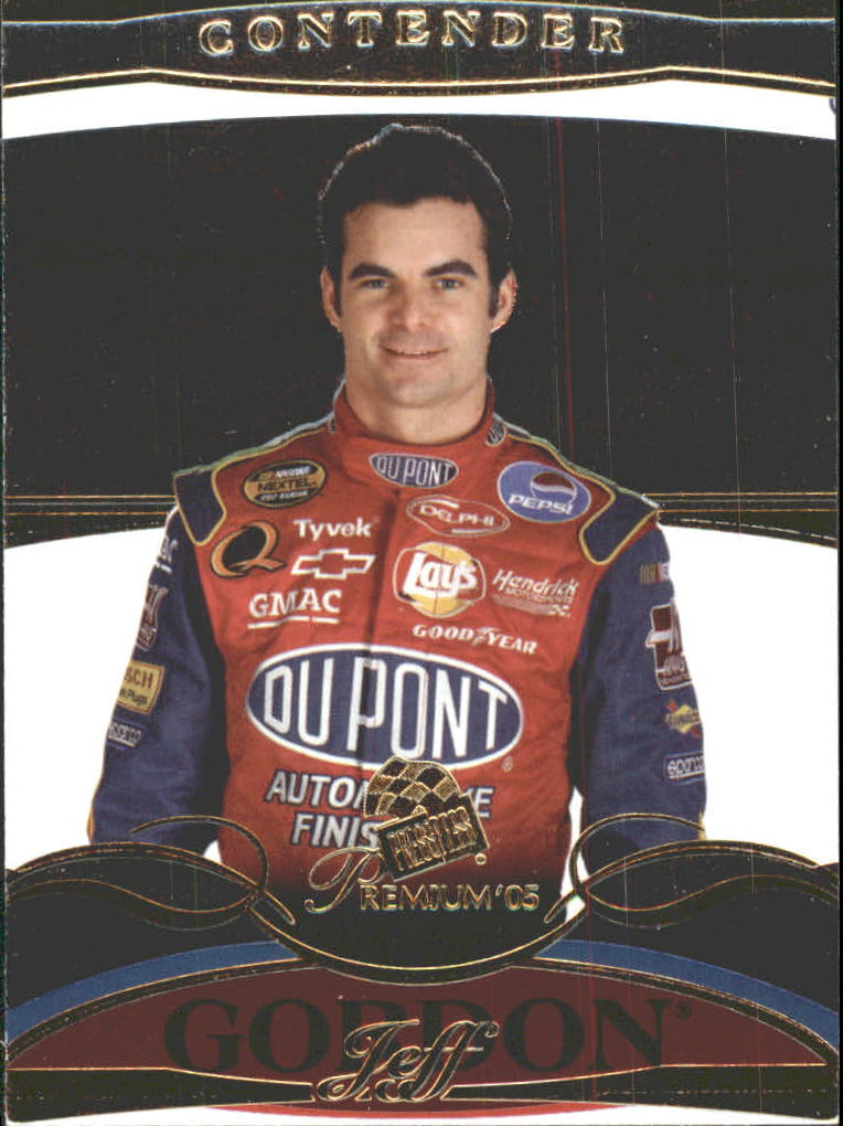 2005 Press Pass Premium #7 Jeff Gordon