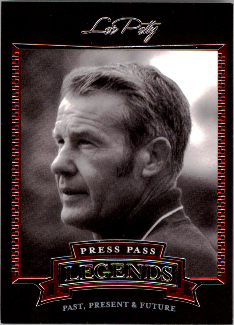 2005 Press Pass Legends #1 Lee Petty