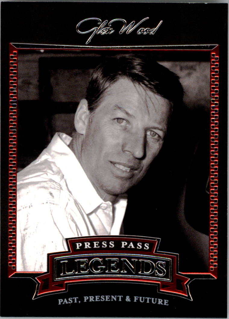 2005 Press Pass Legends #5 Glen Wood