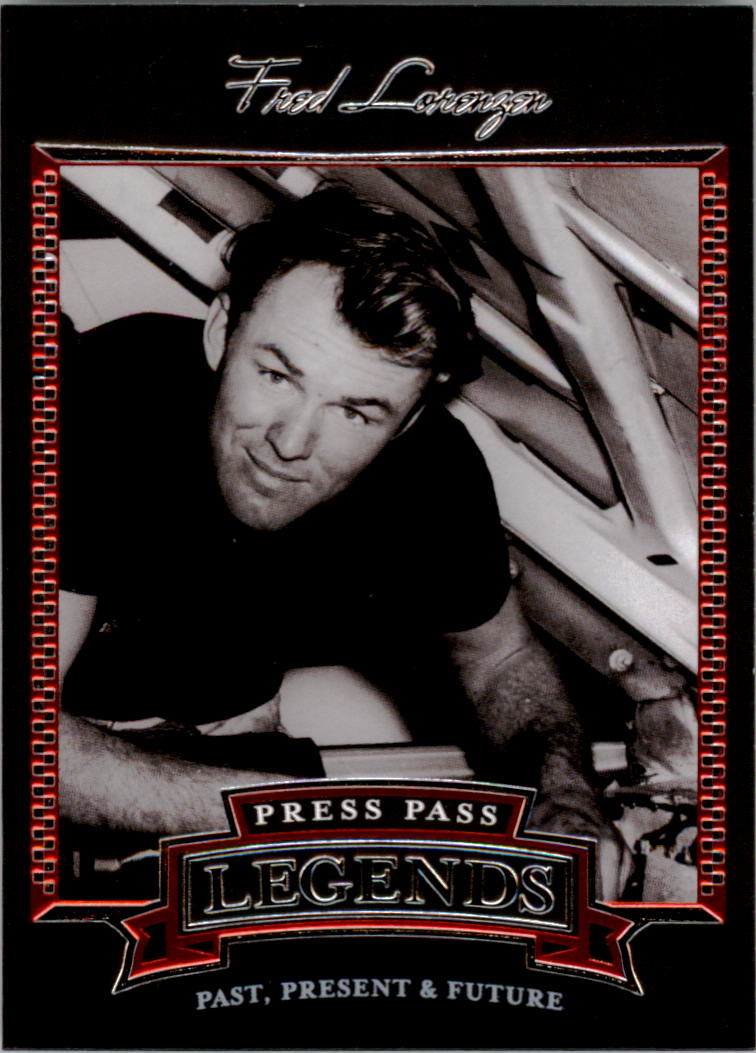 2005 Press Pass Legends #7 Fred Lorenzen