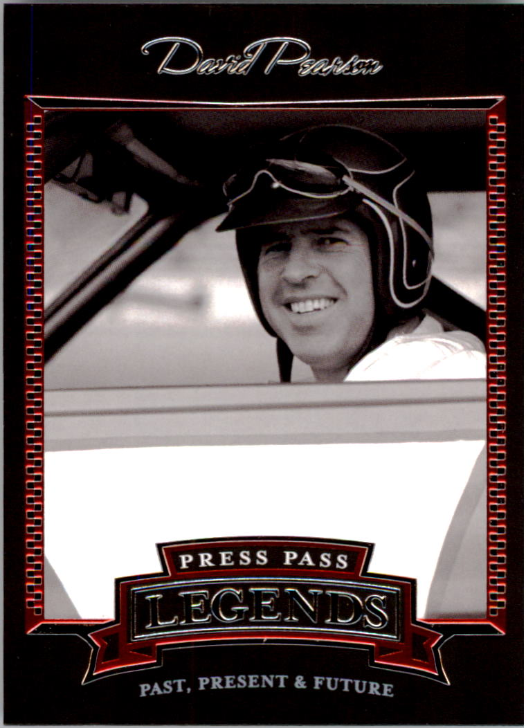 2005 Press Pass Legends #12 David Pearson