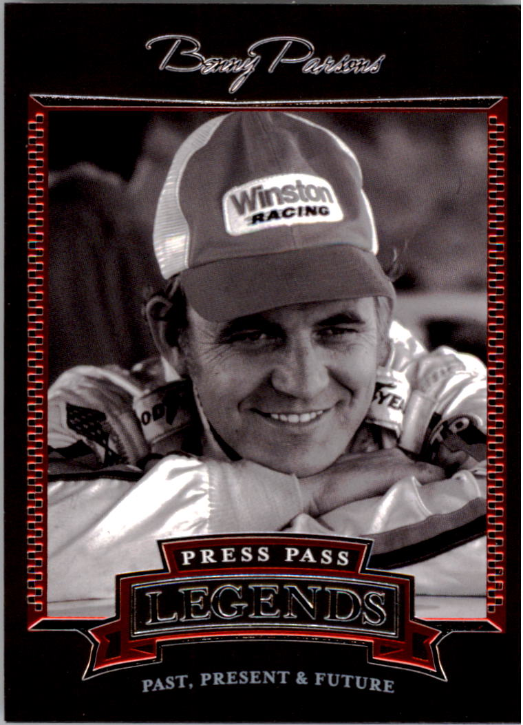 2005 Press Pass Legends #15 Benny Parsons