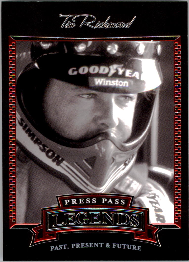 2005 Press Pass Legends #23 Tim Richmond