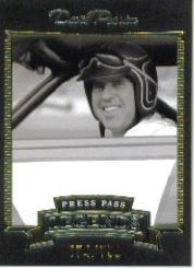 2005 Press Pass Legends Gold #12G David Pearson
