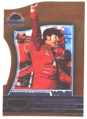 2005 Press Pass Eclipse Destination WIN #23 Dale Earnhardt Jr.