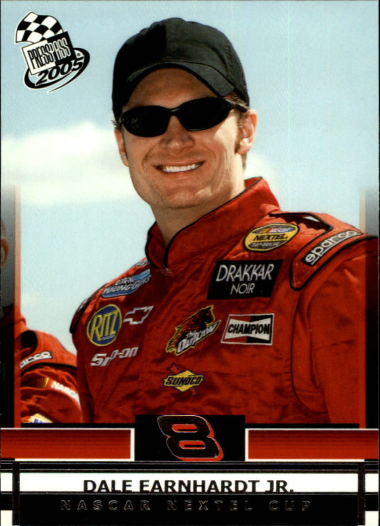 2005 Press Pass #6 Dale Earnhardt Jr.
