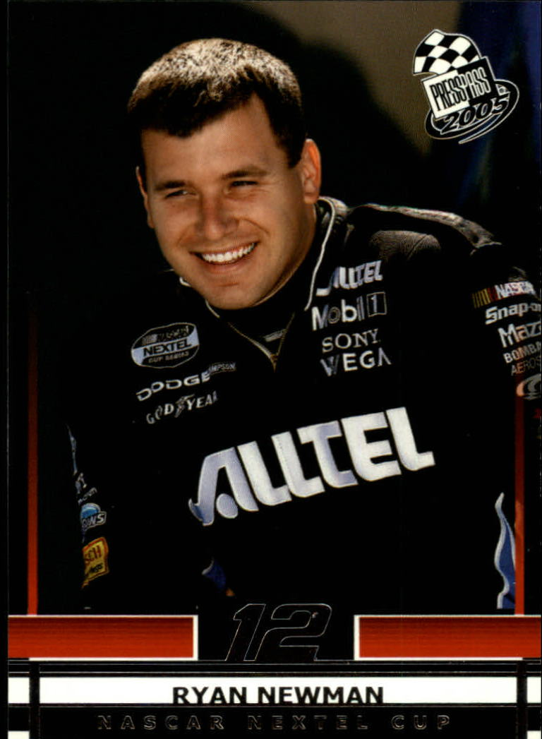 2005 Press Pass #9 Ryan Newman