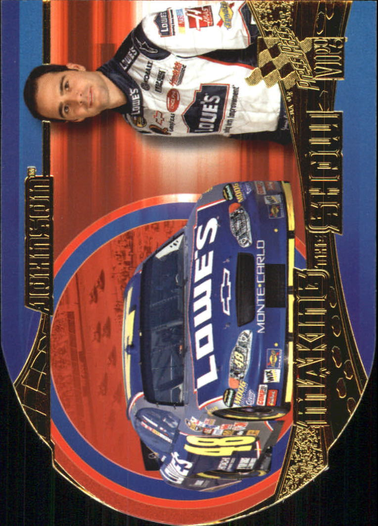 2005 VIP Making The Show #23 Jimmie Johnson