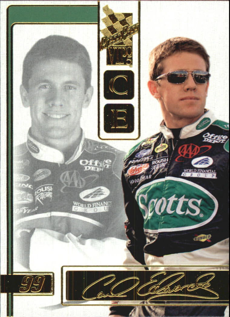 2005 VIP #6 Carl Edwards CRC
