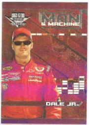 2006 Wheels High Gear Man & Machine Drivers #MMA4 Dale Earnhardt Jr.