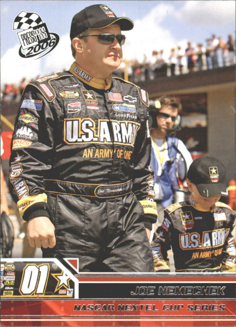 2006 Press Pass #2 Joe Nemechek