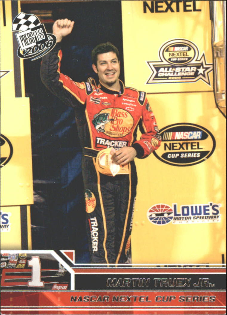 2006 Press Pass #3 Martin Truex Jr.