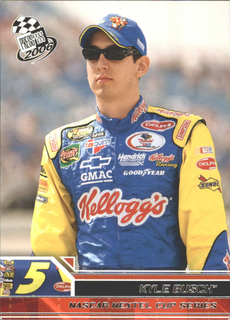 2006 Press Pass #5 Kyle Busch