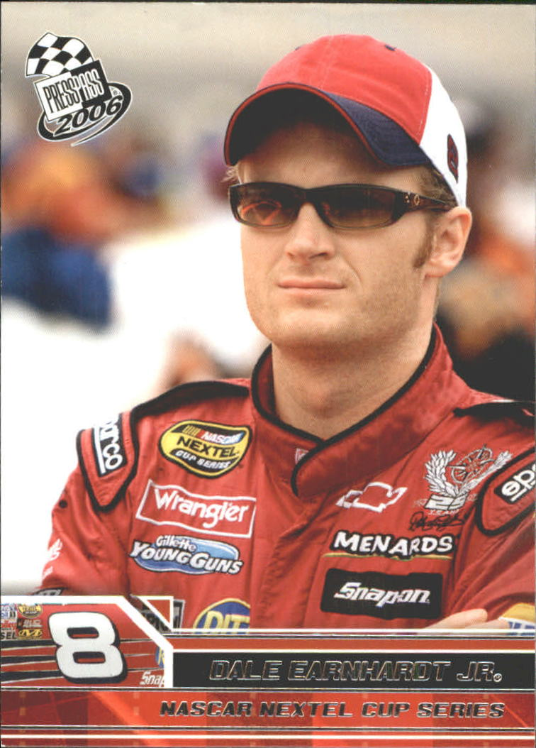2006 Press Pass #9 Dale Earnhardt Jr.
