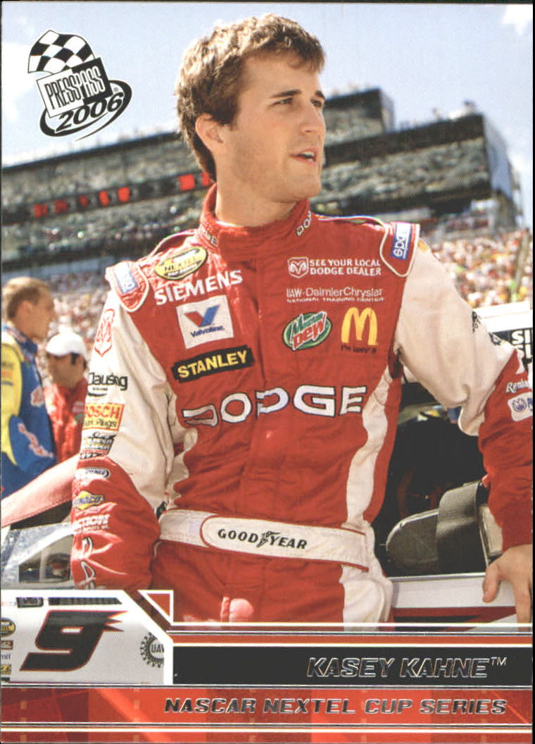 2006 Press Pass #10 Kasey Kahne