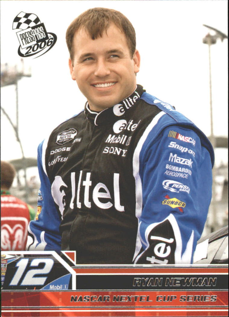 2006 Press Pass #11 Ryan Newman