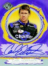2006 Wheels Autographs #14 Carl Edwards NBS
