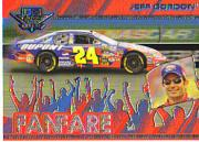 2006 Wheels High Gear #80 Jeff Gordon FF front image